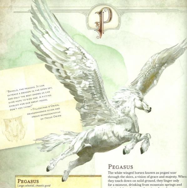 pegasus 5e