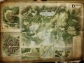 d&d curse of strahd fold out map Barovia