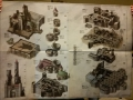 d&d curse of strahd fold out map Castle Ravenloft