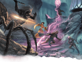 d&d_mordenkainens_tome_of_foes_elves_fighting_drow_and_drider