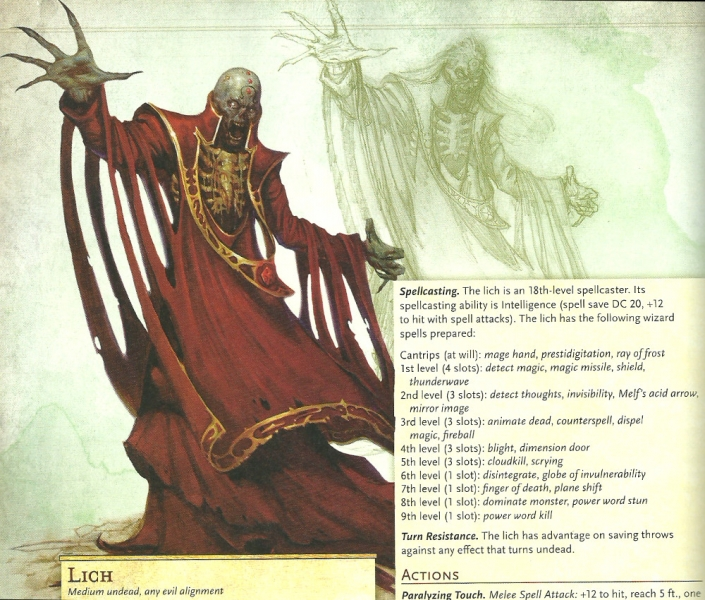 Dungeons & Dragons 5th Edition Monster Manual first look