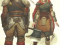 D&D_Sword_Coast_Adventurers_Guide_nothern_man_and_woman